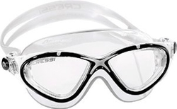 Cressi Saturn  - Pure Crystal Silicone Swimming Goggles