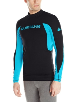 Quiksilver  - Performer Long Sleeve Surf Tee Rashguard