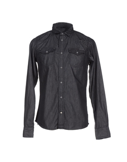 Diesel - Snap Button-Front Shirt