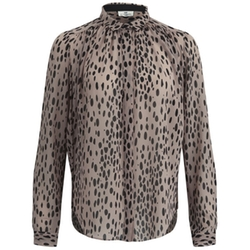 Day Birger et Mikkelsen - Leopard Dot Print Blouse