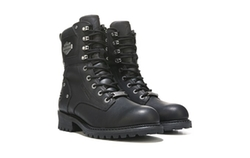 Harley-Davidson - Elson Lace Up Boots