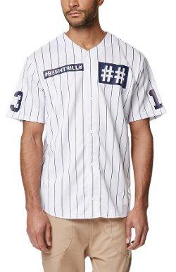 Been Trill - Pinstripe Baseball Jersey