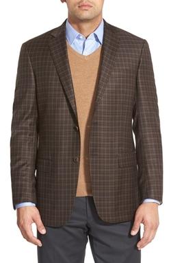 Hart Schaffner Marx - Check Wool Sport Coat