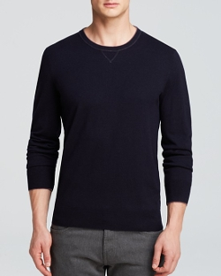 Bloomingdales - Cashwool Crewneck Sweater