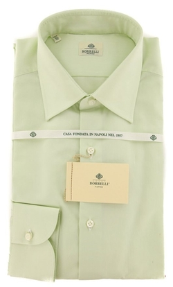 Luigi Borrelli - Solid Slim Shirt