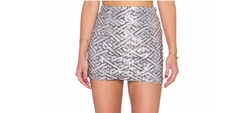 Wyldr - Keep It Together Mini Skirt