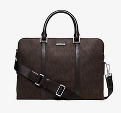 Michael Kors Mens - Jet Set Logo Briefcase