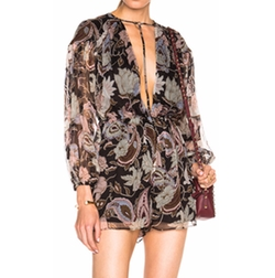 Zimmermann - Henna T-Bar Romper