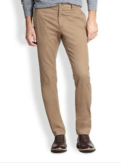 A.P.C.  - Cotton Chino Pants