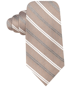 Ryan Seacrest Distinction - Getty Stripe Slim Tie
