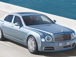 Bentley - Mulsanne Sedan