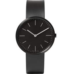 Uniform Wares - Stainless Steel And Rubber Wristwatch