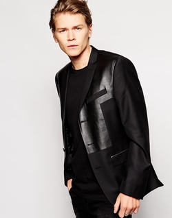 Asos - Skinny Fit Blazer