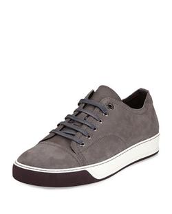 Lanvin - Colorblock Skater Sneaker