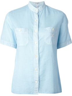 Céline Vintage - Check Pattern Shirt