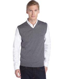 Hugo Boss - Wool Knit Sweater Vest