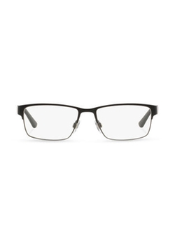 Ralph Lauren - Striped Rectangular Eyeglasses