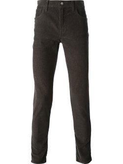 Dolce & Gabbana  - Corduroy Trousers