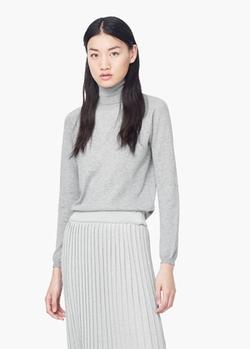 Mango - Esssential Cotton Blend Sweater