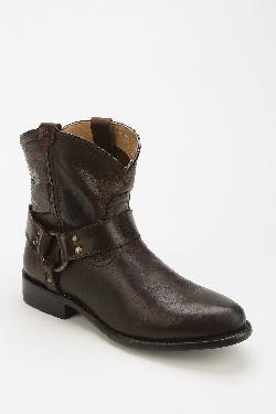 Frye  - Wyatt Harness Ankle Boot