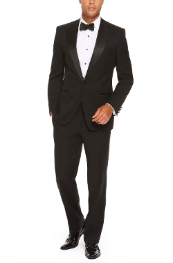 Hugo Boss - Italian Virgin Wool Tuxedo