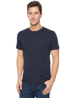 Splendid - Cotton Crew Neck Tee Shirt