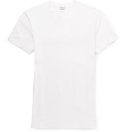 Zimmerli - Cotton-Blend T-Shirt