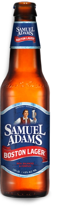 Samuel Adams - Boston Lager Beer