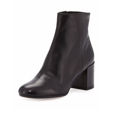Vince - Blakely Leather Ankle Boots