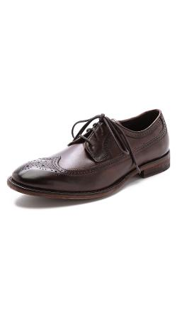 John Varvatos Star USA  - Dearborn Wingtip Shoes