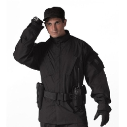Rothco  - Black Strategic Deployment Uniform