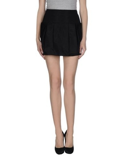 Roberto Cavalli - Pleated Mini Skirt