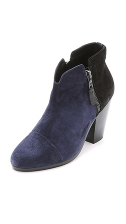 Rag & Bone  - Margot Suede Booties