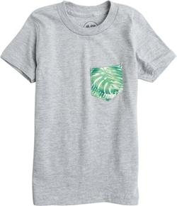 Swel - Palm Party Print T-Shirt