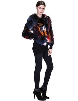 Belle Fare - Fox Fur Jacket