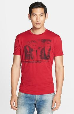 Dolce & Gabbana  - James Dean Graphic T-shirt