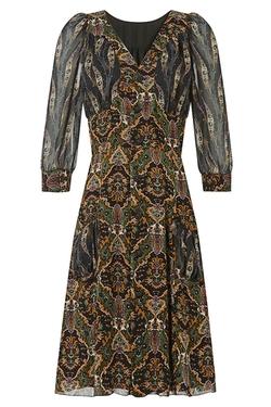 Anna Sui - Printed Dress