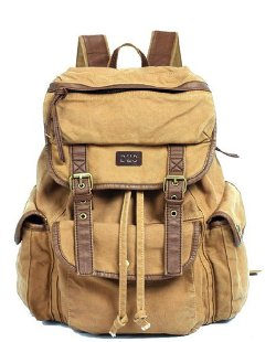 Serbags - Vintage Travel Rucksack