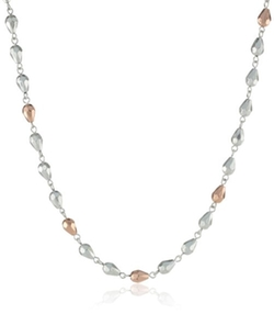 "Lucky Brand - ""Royal Jewels"" Metal Bead Necklace"