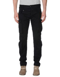 Beaucoup  - Gabardine Casual Pants