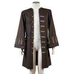 Charmingcoco - Jack Sparrow Trench Coat