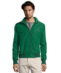 Burberry - Packable Zip-Front Jacket