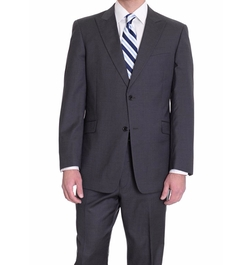Calvin Klein - Two Button Wool Suit