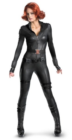 Morris - Black Widow Avengers Costume