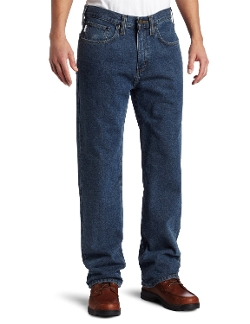 Carhartt - Relaxed Straight Denim Five Pocket Jeans