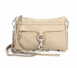 Rebecca Minkoff - Mini MAC Leather Crossbody Bag