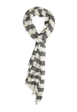 Forever 21 - Striped Knit Scarf