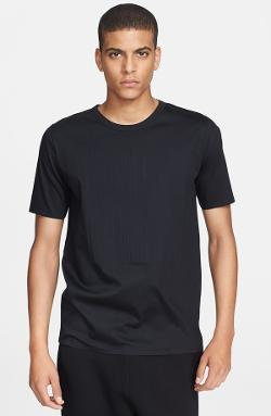 Alexander Wang  - Laser Cut Graphic T-Shirt