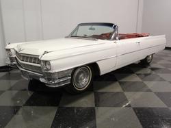 Cadillac  - 1964 Convertible