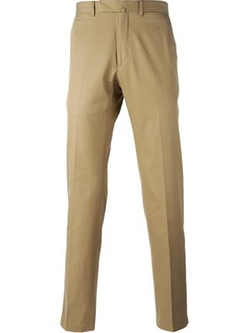 Valentino   - Slim Fit Chino Trousers